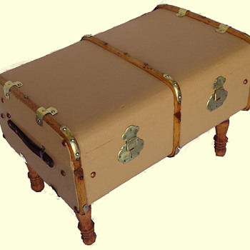 Coffee Table Trunk - Furniture
