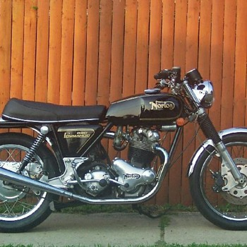 1974 Norton Commando - Motorcycles