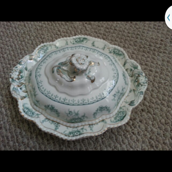 love this tureen - China and Dinnerware