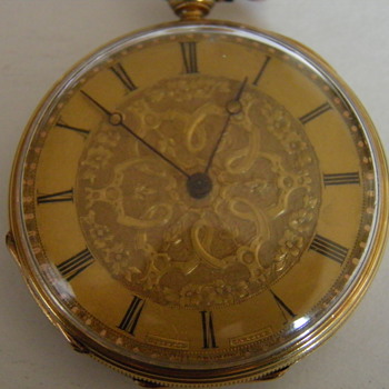 Cartier Watch - Pocket Watches