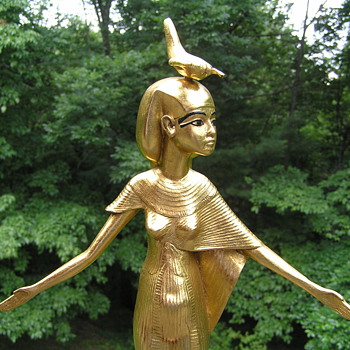 Selket Goddess of venomous creatures - Figurines