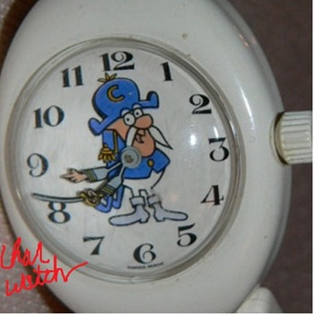 Captain Crunch - Wristwatches