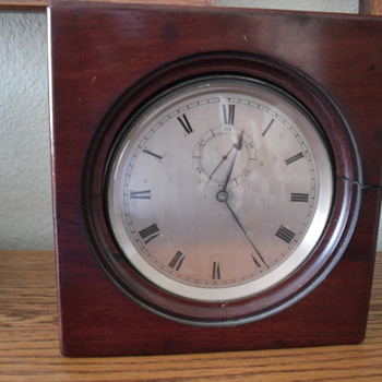 Trying to identify this clock - Clocks