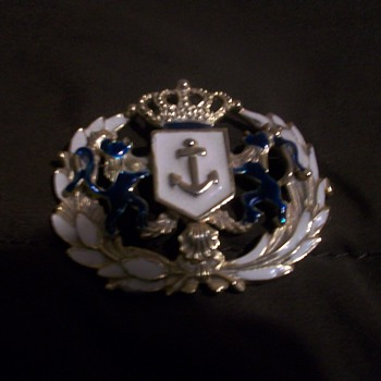 navy pin or badge?? help identify - Military and Wartime