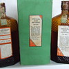 95 year old  bourbon whiskey bottles unopened