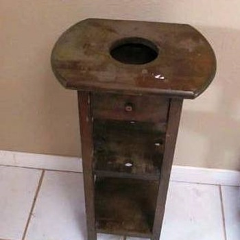WASH STAND - Furniture