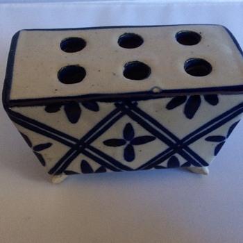 Vintage pottery item