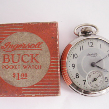 Ingersoll Buck - Pocket Watches