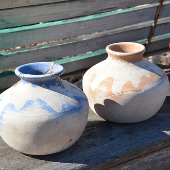 Crackpots! - Art Pottery