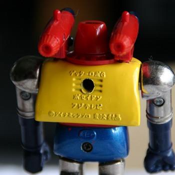 Metal robot - Toys