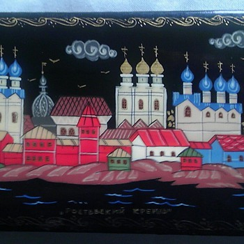 Gifts from my Russian friend - Folk Art