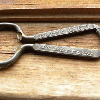 Coca-Cola bottle openers