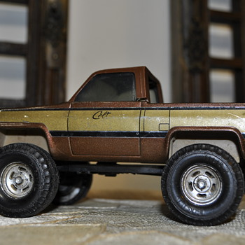 Just a litte show and tell - Colt truck from Fall Guy. - Movies