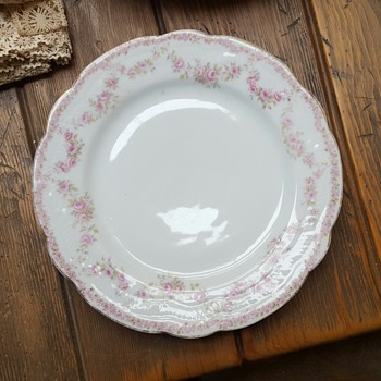 Can anyone help me find the pattern name? - China and Dinnerware