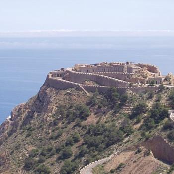 Casstillitos Battery - Military and Wartime