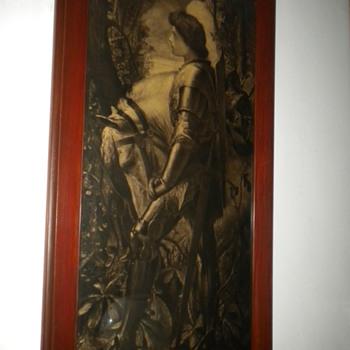 Sir Galahad print