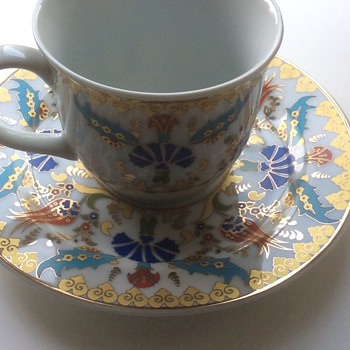 VintageTea cups - China and Dinnerware