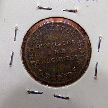 Civil War Token