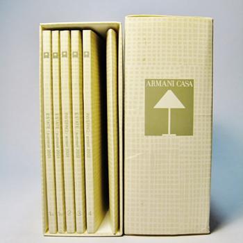 ARMANI CASA BY GIORGIO ARMANI - Books