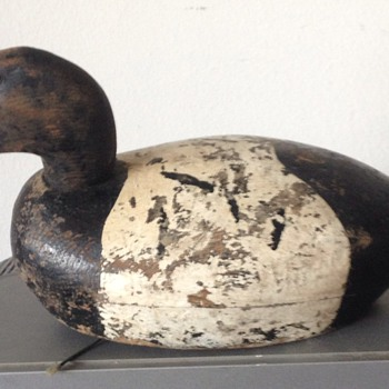 Antique Wooden Duck Decoys?