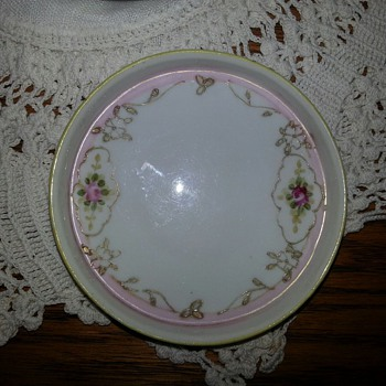 Nippon Pin Dish or Coaster? - China and Dinnerware