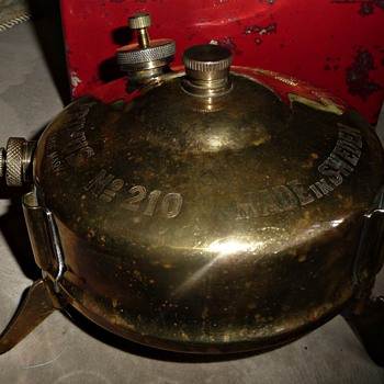 vintage primus stove