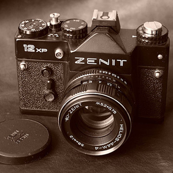 Zenit 12xp USSR&#039;s
