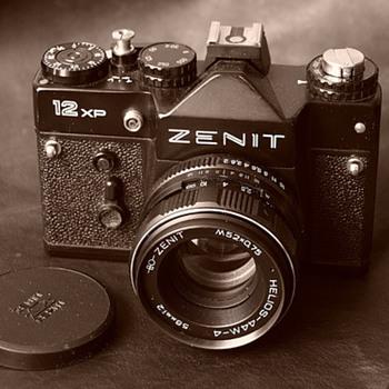 Zenit 12xp USSR's - Cameras