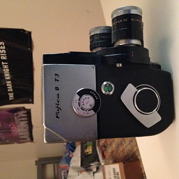 Fujica 8 T3 - Cameras