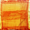 Columbian Exposition Chicago silk scarf 1892 1893