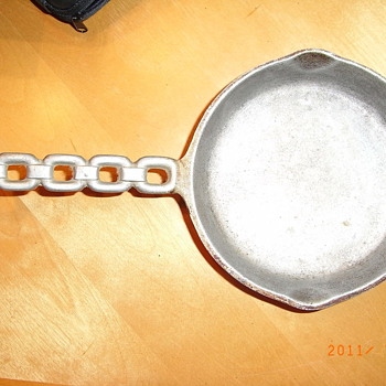 Antique Skillet - Kitchen