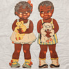 1940's African American Paper Dolls