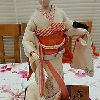 geisha doll - Dolls