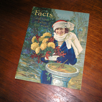 1923 Coca-Cola Facts Booklet - Coca-Cola