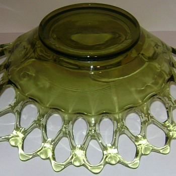 Westmoreland Glass Bowl