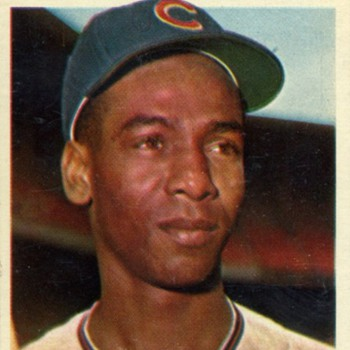 "Ernie Banks ""Mr. Cub"""
