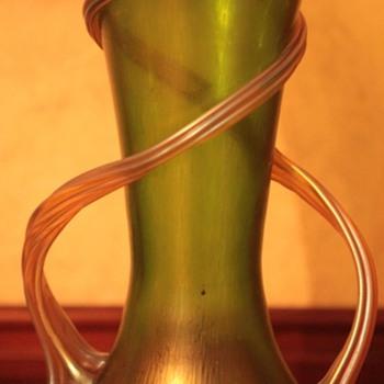 Loetz  Ausfuhrung 56 ( 1908 ) - Art Glass