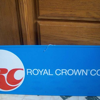 Royal Crown Sign - Advertising
