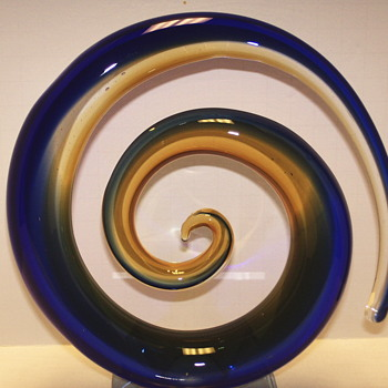 "Circular Glass""XX Century""Murano ?? Part-5"