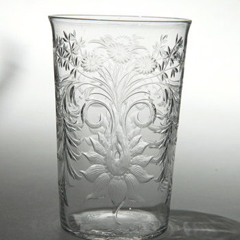 Etched Tumbler - Fry?