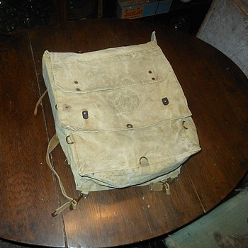 Vintage No. 574 Yucca Pack Boy Scouts 1930s