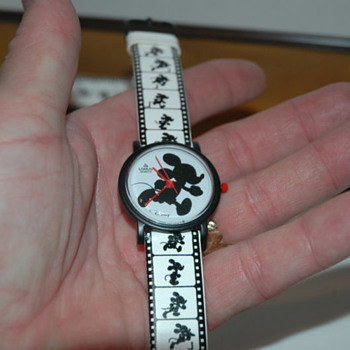 1990 Mickey Hollywood Film - Wristwatches