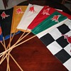 pegasus race flag set