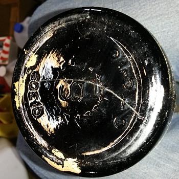 unknown Glass Maker Mark - Bottles