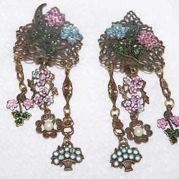 Long Czech? Earrings - Really Unique