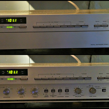 1970s Toshiba SA-850 Stereo Receiver - Electronics