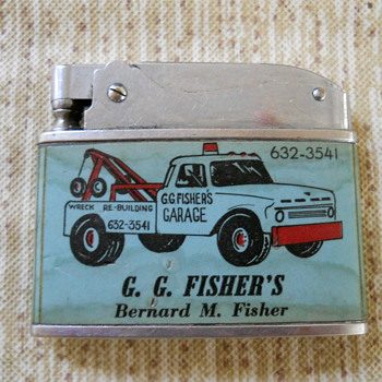 G.G. Fisher's Garage