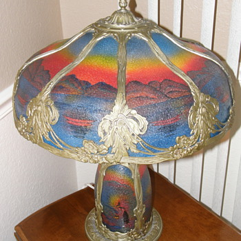 Who made this lamp