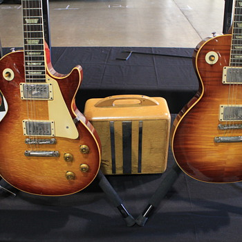 Gibson Les Paul Standard, 1958 & 1959 - Guitars