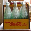 CocaCola...Six Pkg. Carrier...With Bottles